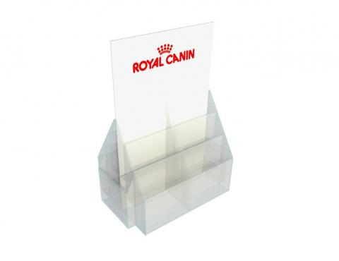 Stand for leaflets ROYAL CANIN